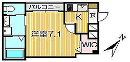 (仮称)荏原4丁目メゾン[3階]の間取り