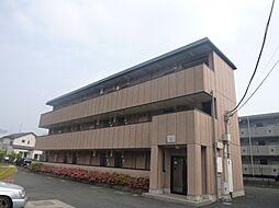 エステートピア黒沢II[1階]の外観