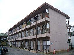 東京都青梅市師岡町4丁目の賃貸マンションの外観