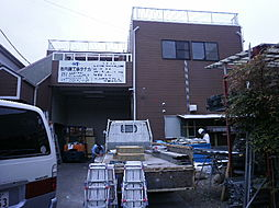 静岡県沼津市吉田町の賃貸アパートの外観