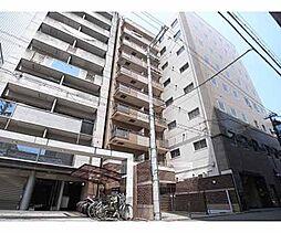 京都府京都市中京区姉小路通間之町西入綿屋町の賃貸マンションの外観