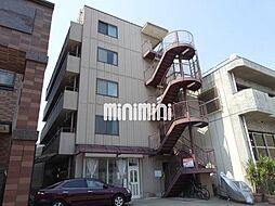小澤マンション[3階]の外観