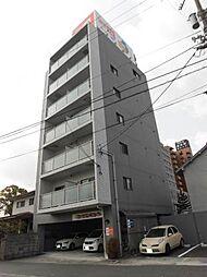 愛媛県松山市永木町2丁目の賃貸マンションの外観