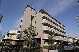 兵庫県尼崎市武庫町3丁目の賃貸マンションの外観