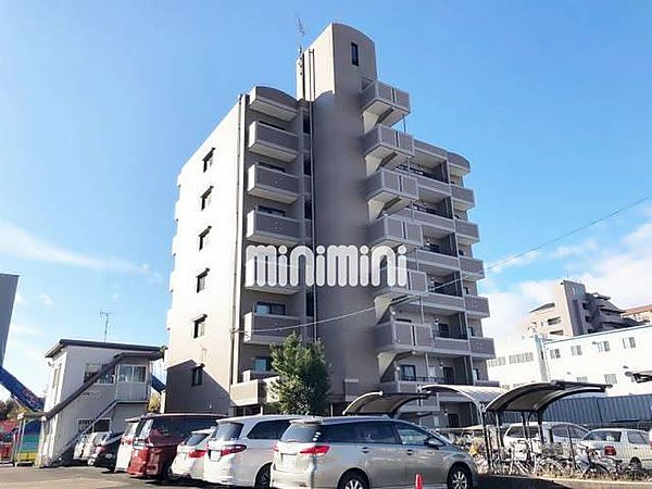 アネックス元塩 5階の賃貸【愛知県 / 名古屋市南区】