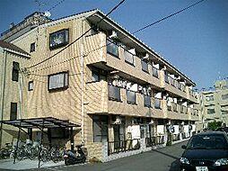 ラフォーレ田口[2階]の外観