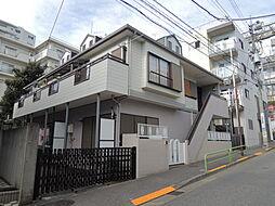 シャトー岸田[103号室]の外観