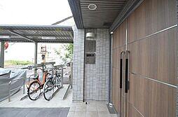 CASA八番館[5階]の外観