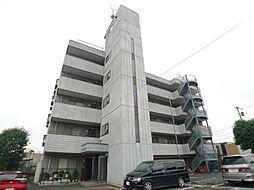 メゾンサンリバー[5階]の外観