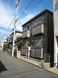 神奈川県横浜市金沢区泥亀1丁目の賃貸アパートの外観