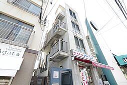 フルール西岡本[4階]の外観