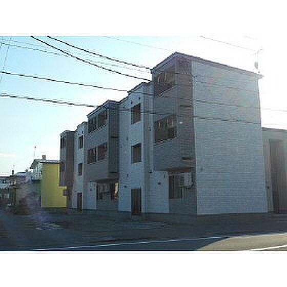 ヴァンベール宮の森III 3階の賃貸【北海道 / 室蘭市】