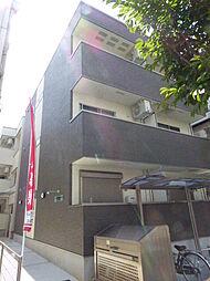 フジパレス上新庄II番館[1階]の外観