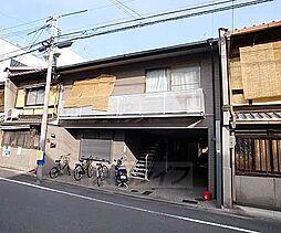 京都府京都市中京区大黒町の賃貸アパートの外観