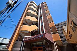 アーバンステージ天王寺東[3階]の外観