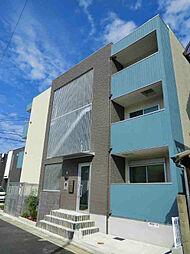 福岡県福岡市東区名島2丁目の賃貸アパートの外観