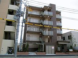 兵庫県川西市火打1丁目の賃貸マンションの外観