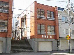 東札幌ハイツA[2階]の外観