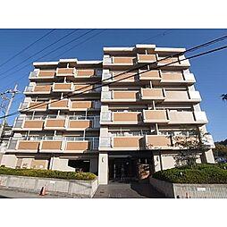 奈良県奈良市二名東町の賃貸マンションの外観