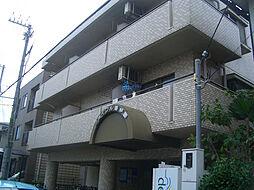 兵庫県西宮市宮西町の賃貸マンションの外観