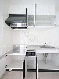 メイソンデグレース天神南のキッチン収納もたっぷり