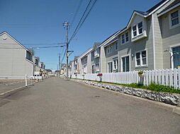 [タウンハウス] 北海道釧路市芦野2丁目 の賃貸【/】の外観