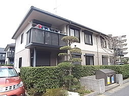 グリーンヒルズC棟[2階]の外観