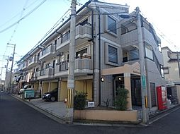 シャルマンフジ堺東弐番館[1階]の外観