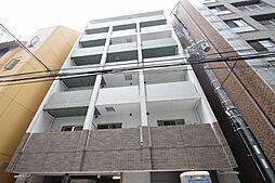 エスパシオ・コモド大阪新町[402号室]の外観