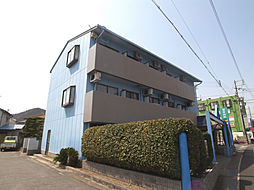 兵庫県姫路市田寺3の賃貸マンションの外観