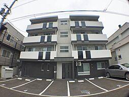 北海道札幌市豊平区福住一条1丁目の賃貸マンションの外観