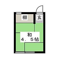 【敷金礼金0円!】黒澤寮