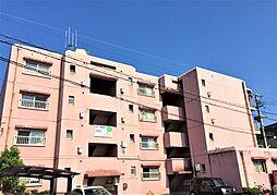 ロザート神宮西[3階]の外観