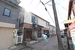 新潟県新潟市中央区白山浦2丁目の賃貸アパートの外観