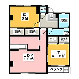 【敷金礼金0円!】上松第2マンション