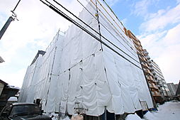 北海道札幌市中央区南八条西1丁目の賃貸マンションの外観