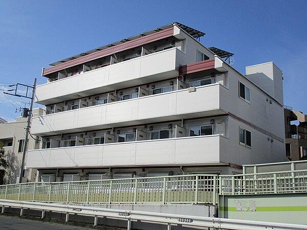 ロイヤルパイン新所沢[1階]の外観