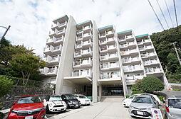 兵庫県神戸市東灘区岡本6丁目の賃貸マンションの外観