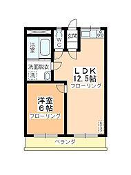 稲荷山公園駅 5.5万円