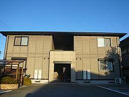 兵庫県姫路市東今宿 6丁目の賃貸アパートの外観