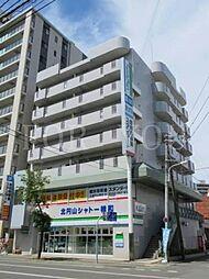 北円山シャトー桂和[5階]の外観