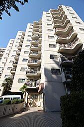 東十条マンション[4階]の外観