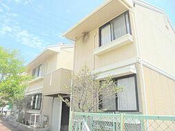 大阪府門真市北岸和田3の賃貸アパートの外観