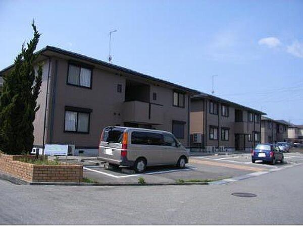 兵庫県神戸市西区二ツ屋 2丁目の賃貸アパートの外観