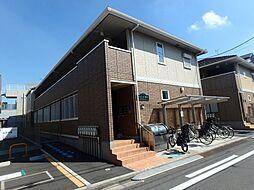 神奈川県川崎市川崎区四谷上町の賃貸アパートの外観