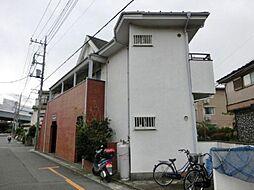 Flat Tamura[1階]の外観