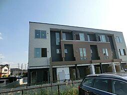 埼玉県さいたま市見沼区堀崎町の賃貸アパートの外観
