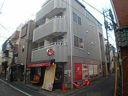 東京都世田谷区北沢2丁目の賃貸マンションの外観