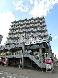 藤井ビル北17条II[7階]の外観