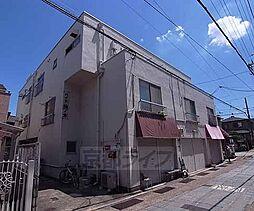 京都府向日市寺戸町岸ノ下の賃貸マンションの外観